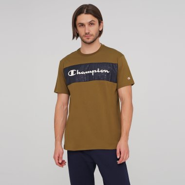 Футболки champion Short Sleeve Top - 127221, фото 1 - интернет-магазин MEGASPORT