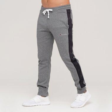 Спортивные штаны champion Rib Cuff Pants - 125014, фото 1 - интернет-магазин MEGASPORT