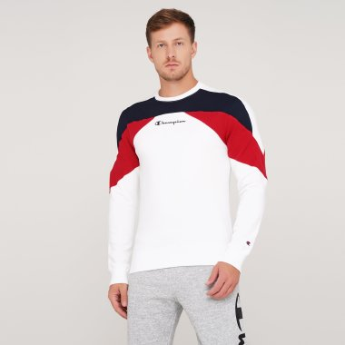 Кофти champion Crewneck Sweatshirt - 125018, фото 1 - інтернет-магазин MEGASPORT