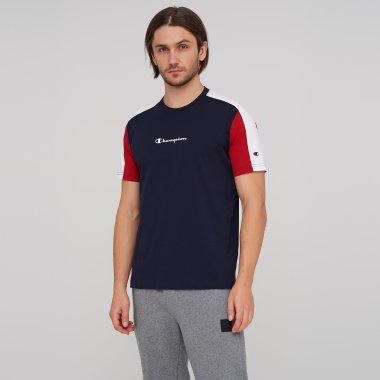 Футболки champion Crewneck T-Shirt - 127222, фото 1 - інтернет-магазин MEGASPORT