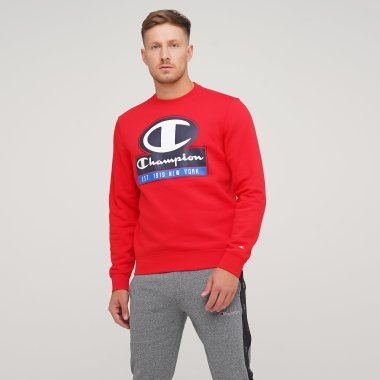 Кофти champion Crewneck Sweatshirt - 125020, фото 1 - інтернет-магазин MEGASPORT
