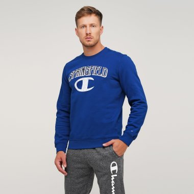Кофти champion Crewneck Sweatshirt - 125026, фото 1 - інтернет-магазин MEGASPORT