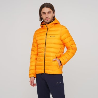 Куртки champion Hooded Jacket - 127223, фото 1 - интернет-магазин MEGASPORT