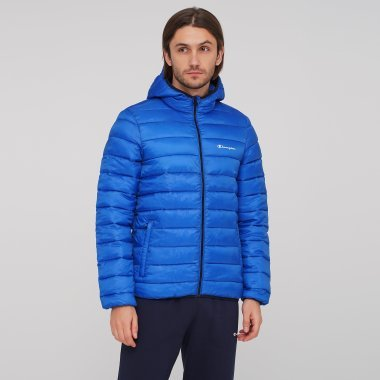 Куртки champion Hooded Jacket - 127224, фото 1 - интернет-магазин MEGASPORT