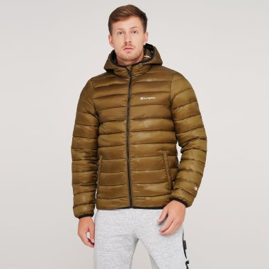 Куртки champion Hooded Jacket - 125030, фото 1 - интернет-магазин MEGASPORT