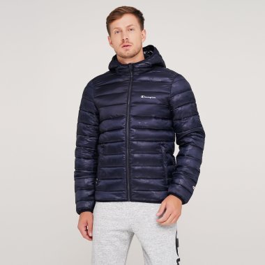 Куртки champion Hooded Jacket - 125031, фото 1 - интернет-магазин MEGASPORT