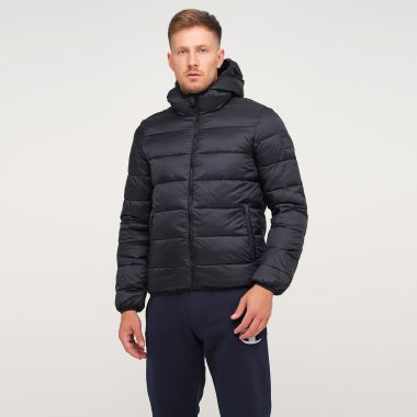 Пуховики champion Hooded Jacket - 125032, фото 1 - интернет-магазин MEGASPORT