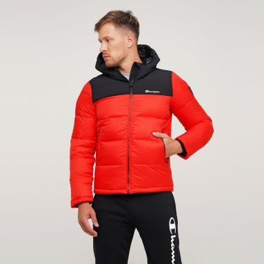 Куртки champion Hooded Jacket - 125035, фото 1 - интернет-магазин MEGASPORT