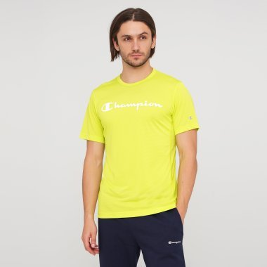 Футболки champion Crewneck T-Shirt - 127226, фото 1 - интернет-магазин MEGASPORT