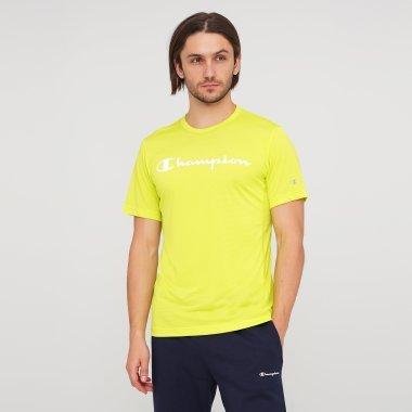 Футболки champion Crewneck T-Shirt - 127226, фото 1 - інтернет-магазин MEGASPORT