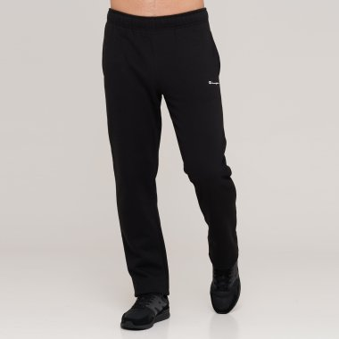 Спортивные штаны champion Straight Hem Pants - 125043, фото 1 - интернет-магазин MEGASPORT