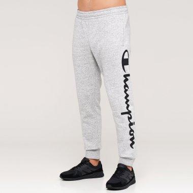 Спортивні штани champion Rib Cuff Pants - 125049, фото 1 - інтернет-магазин MEGASPORT