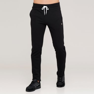 Спортивные штаны champion Straight Hem Pants - 125050, фото 1 - интернет-магазин MEGASPORT