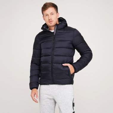 Куртки champion Hooded Jacket - 125051, фото 1 - интернет-магазин MEGASPORT