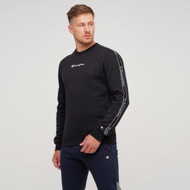 Кофты champion Crewneck Sweatshirt - 125055, фото 1 - интернет-магазин MEGASPORT