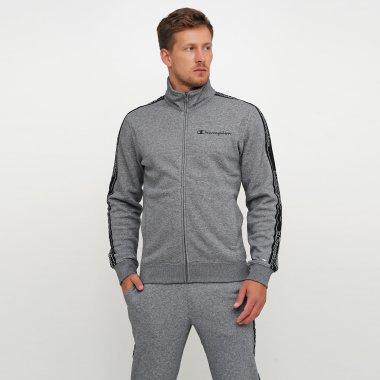 Кофты champion Full Zip Sweatshirt - 125057, фото 1 - интернет-магазин MEGASPORT