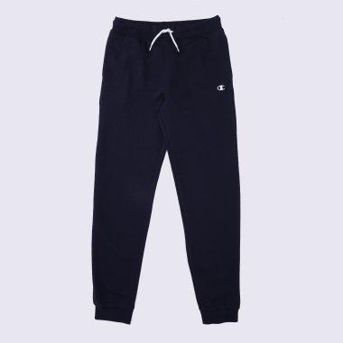 Спортивные штаны champion Rib Cuff Pants - 125062, фото 1 - интернет-магазин MEGASPORT