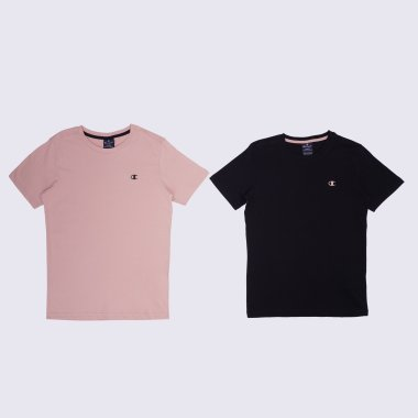Футболки champion 2pack Crew-Neck - 127229, фото 1 - интернет-магазин MEGASPORT