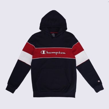 Кофты champion Hooded Sweatshirt - 125063, фото 1 - интернет-магазин MEGASPORT