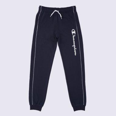 Спортивні штани champion Rib Cuff Pants - 125064, фото 1 - інтернет-магазин MEGASPORT
