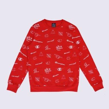 Кофти champion Crewneck Sweatshirt - 125066, фото 1 - інтернет-магазин MEGASPORT