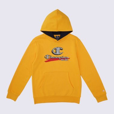 Кофты champion Hooded Sweatshirt - 125067, фото 1 - интернет-магазин MEGASPORT