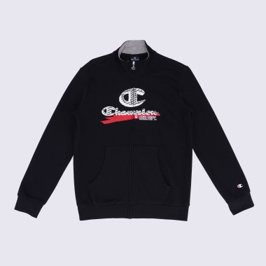 Кофты champion Full Zip Sweatshirt - 125068, фото 1 - интернет-магазин MEGASPORT