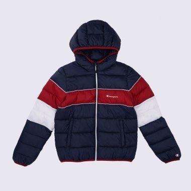 Куртки champion Hooded Jacket - 125070, фото 1 - интернет-магазин MEGASPORT