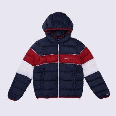 Куртки champion Hooded Jacket - 125070, фото 1 - інтернет-магазин MEGASPORT