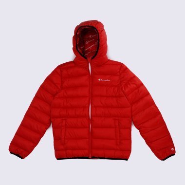 Куртки champion Hooded Jacket - 125071, фото 1 - интернет-магазин MEGASPORT