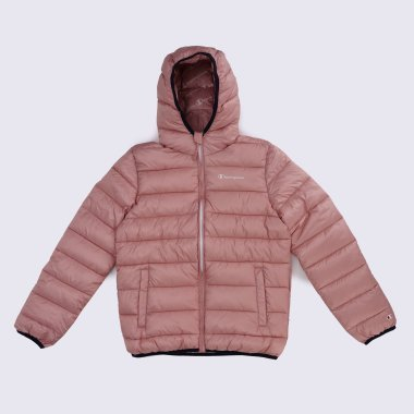 Куртки champion Hooded Jacket - 125072, фото 1 - интернет-магазин MEGASPORT