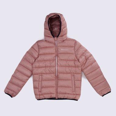 Куртки champion Hooded Jacket - 125072, фото 1 - інтернет-магазин MEGASPORT