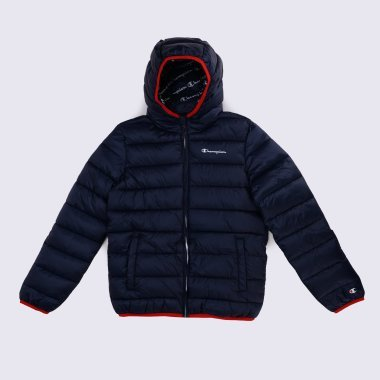 Куртки champion Hooded Jacket - 125073, фото 1 - интернет-магазин MEGASPORT