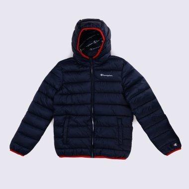 Куртки champion Hooded Jacket - 125073, фото 1 - інтернет-магазин MEGASPORT