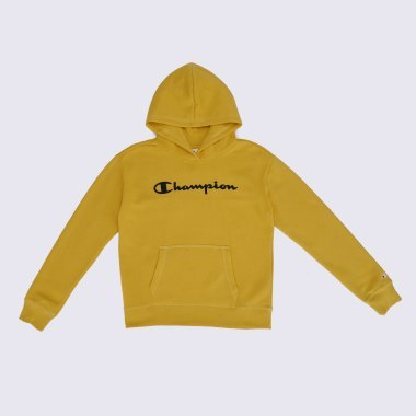 Кофты champion Hooded Sweatshirt - 125077, фото 1 - интернет-магазин MEGASPORT