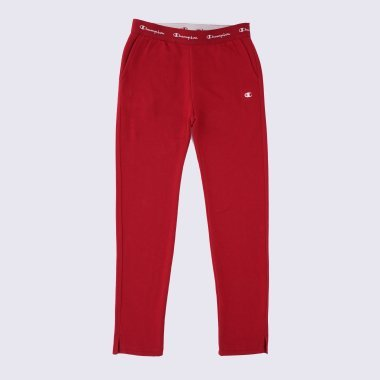 Спортивные штаны champion Straight Hem Pants - 125078, фото 1 - интернет-магазин MEGASPORT