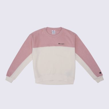 Кофты champion Crewneck Sweatshirt - 127231, фото 1 - интернет-магазин MEGASPORT