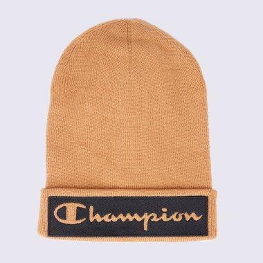Шапки champion Beanie Cap - 127235, фото 1 - интернет-магазин MEGASPORT