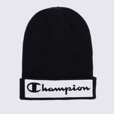 Шапки champion Beanie Cap - 125100, фото 1 - інтернет-магазин MEGASPORT