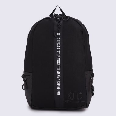 Рюкзаки champion Tape Backpack - 123472, фото 1 - інтернет-магазин MEGASPORT