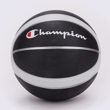 Мячи и Насосы champion Basketball Rubber - 124756, фото 1 - интернет-магазин MEGASPORT