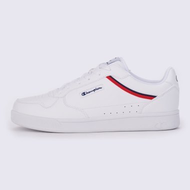 Кеды champion Low Cut Shoe New Court - 124944, фото 1 - интернет-магазин MEGASPORT
