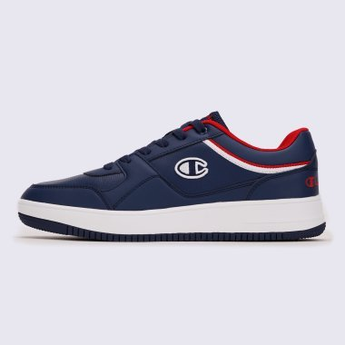 Кросівки champion Low Cut Shoe Rebound Low - 124946, фото 1 - інтернет-магазин MEGASPORT