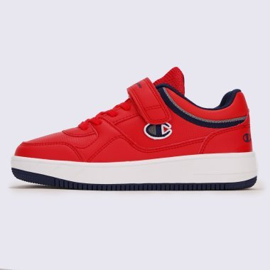 Кроссовки champion Low Cut Shoe Rebound Low B Ps - 124957, фото 1 - интернет-магазин MEGASPORT