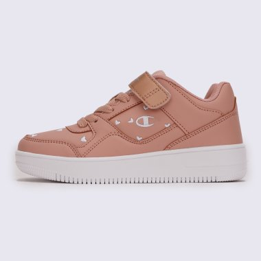 Кросівки champion Low Cut Shoe Rebound Low G Ps - 124964, фото 1 - інтернет-магазин MEGASPORT