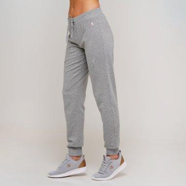 Спортивні штани champion Rib Cuff Pants - 121567, фото 1 - інтернет-магазин MEGASPORT