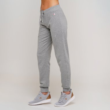 Спортивные штаны champion Rib Cuff Pants - 121567, фото 1 - интернет-магазин MEGASPORT
