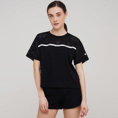 Футболки champion Crewneck T-Shirt - 121587, фото 1 - інтернет-магазин MEGASPORT