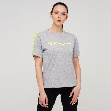 Футболки champion Crewneck T-Shirt - 128051, фото 1 - інтернет-магазин MEGASPORT