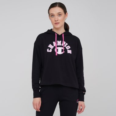 Кофты champion Hooded Sweatshirt - 128055, фото 1 - интернет-магазин MEGASPORT